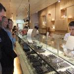 Our first chocolate shop - best British Chocolatier for the last six years!