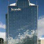 Scandic Infra City- Upplands Vasby Exterior
