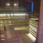 die neue Sauna