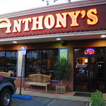 Entry To Anthony's Coal Fired Pizza