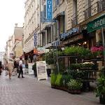 rue de l'annonciation