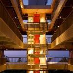 Hotel breezeway