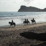 playa garza beach