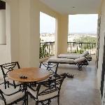 Wonderful balcony!