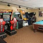 Pointe game room