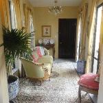 Terraza Room's Foyer