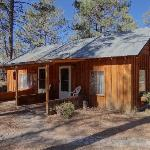 "The cabin ""Cowboy"" (door on the left) was my beautiful home."