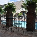 Poolside Rooms and Suites