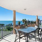 Balcony - 3 bedroom Luxury - Level 2