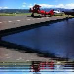 the little red plane!!!!