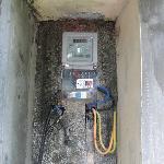 Dangerous wiring
