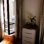 Dresser with Flower!