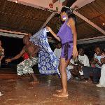 danse traditionnelle du crocodile