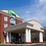 Foto di Holiday Inn Express Hotel & Suites Starkville