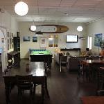 Lounge if Halse Lodge