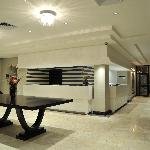 Hotel Reception and Foyer