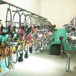 Ricovero attrezzato biciclette