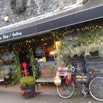 Alpine Coffee Shop, Betwys-y-coed