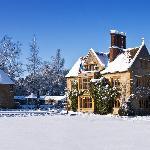 Winter at Le Manoir