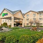 Holiday Inn Express Louisville Northeast Foto