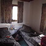 ecco la nostra suite :-)