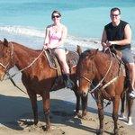 Beach Tours on Horseback