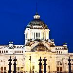 """""""The Royal Palace in Royal Blue Sky"""""""