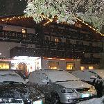 Hotel Mary nevicata del 2 gennaio 2012