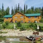 Foto de A Taste of Alaska Lodge