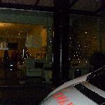 ingresso hotel ambra