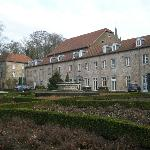 Front of property, Kasteel Elsloo