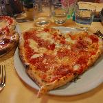 Pizza at Chez Black