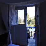 notre chambre au 1er étage