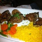 lamb chops broiled ($28.95)