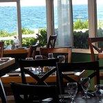 Mediterranean Gourmet, Dinner Setup