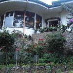 Mountain Lodge facade
