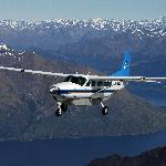 Cessna Caravan over Lake Wakatipu