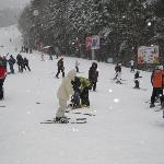 Predeal ski site - small slope