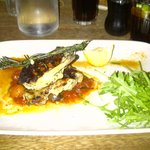 Yummy grilled chicken