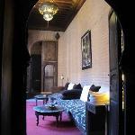 1's floor living room next to breakfast room