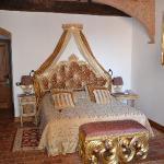 il letto della nostra camera