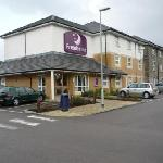 First time night stay at Premier Inn Llantrisant