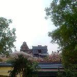 Malai Mandir, New Delhi: Lord Swaminatha temple view.