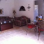 Marina Sol B 104 Living area