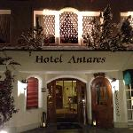The Antares in December