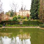The Alhambra grounds