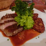 Duck Breast Hungarian Style