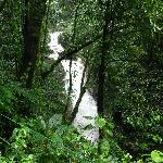 Miravalles waterfall tour.