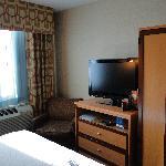Televisión y ventana