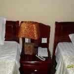 visite chambre jumeaux 601